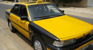 Taxi Dakar