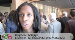 Chantier de solidarité au Sénégal
