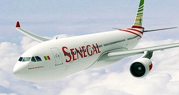 combien coûte un billet d'avion Sénégal ?