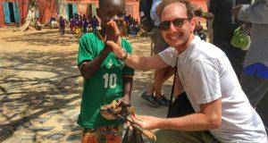 Destination Sénégal pour Luca, Blogueur Italien