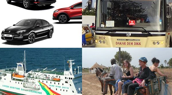 Transports au Sénégal
