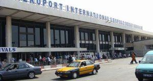 Aéroport Dakar Sénégal
