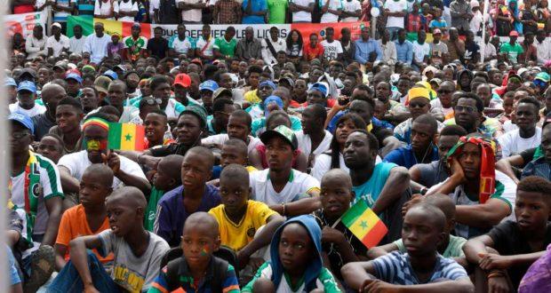 Mondial 2018 Sénégal