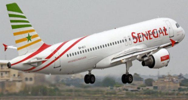 Air Sénégal Paris Dakar