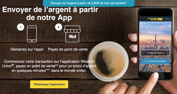 Application Western Union
