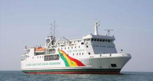 Aline Sitoe Diatta Ferry