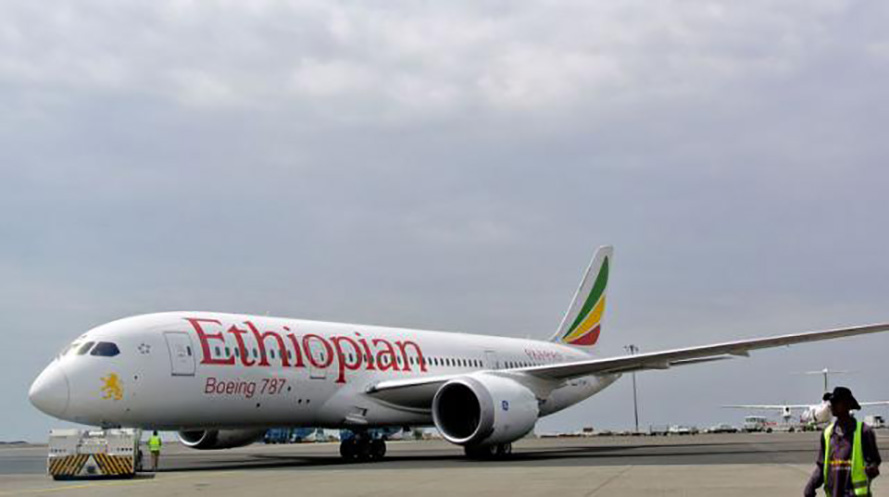 Boeing 737 d'Ethiopian Airlines