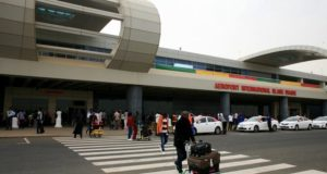 Aeroport-international Blaise Diagne