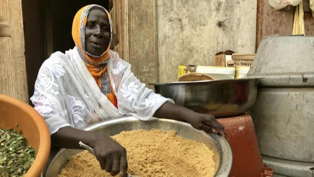couscous senegal