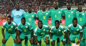 football senegal